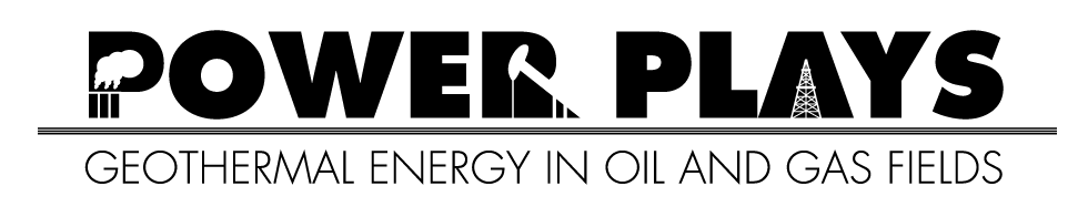 Power Plays 2015 geothermal conference logo