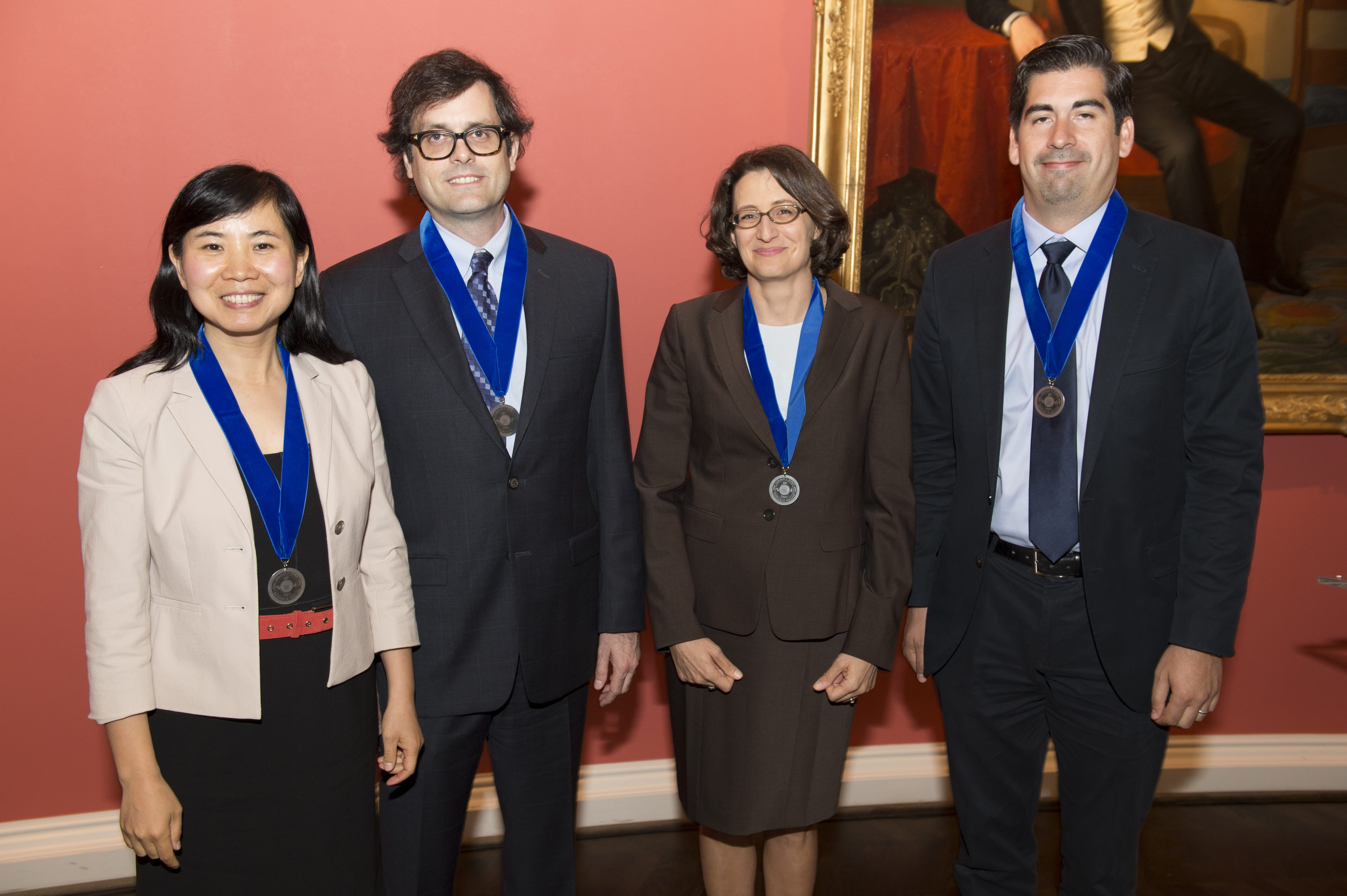 SMU Ford Research Fellows 2015