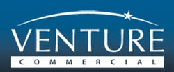Venture Commercial Real Estate logo