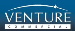Venture Commercial Real Estate logo