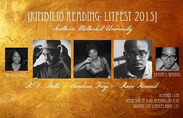 2015 Kimbilio Litfest banner