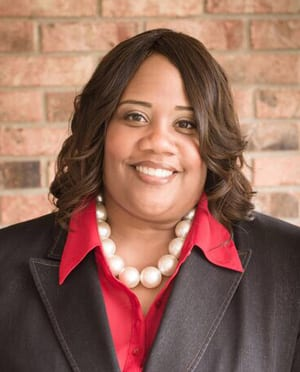 Pamela D. Anthony, SMU Vice President for Student Affairs