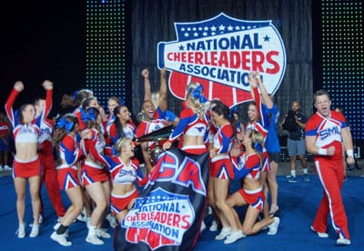 SMU Cheerleaders, 2016 NCA Champions, 400px