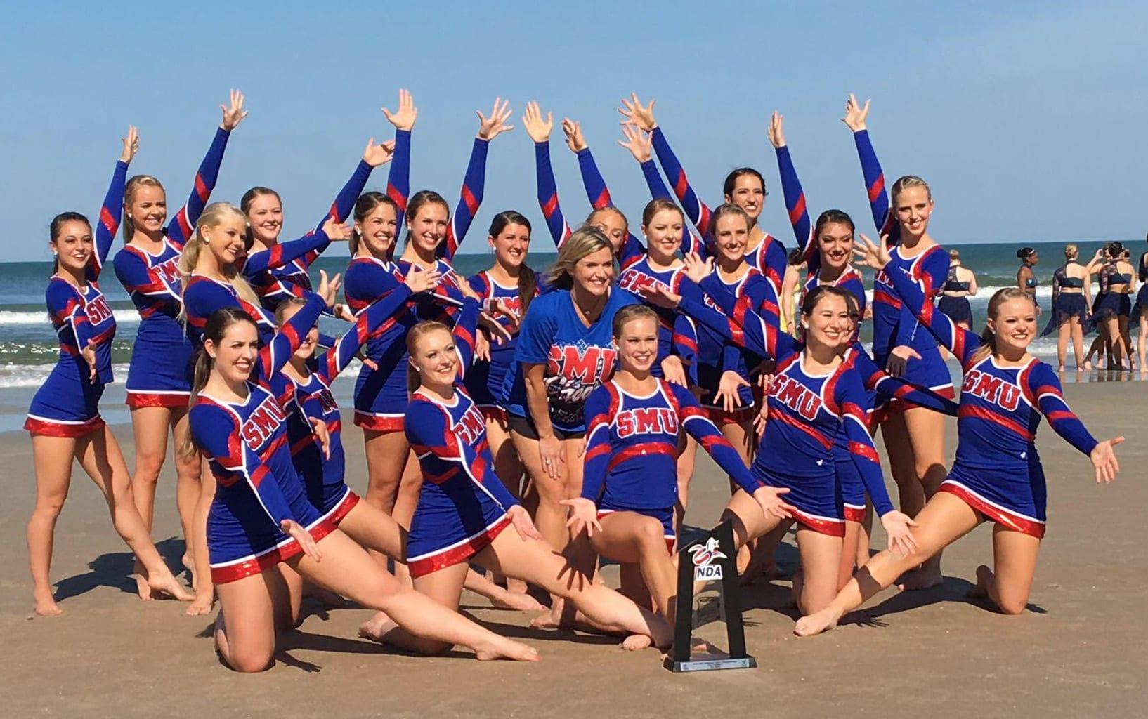 Mustang spirit squads shine at 2016 NCA Collegiate