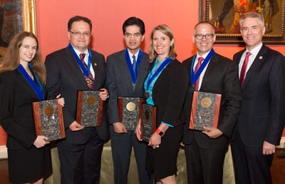 SMU Ford Research Fellows, 2016
