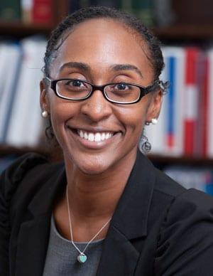 Ebonii Nelson, SMU Interim Assistant Provost