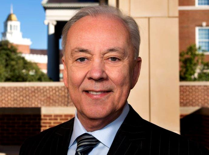 Albert W. 'Al' Niemi Jr., dean, SMU Cox School of Business