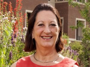 Gillian M. McCombs, Dean and Director, SMU Central University Libraries