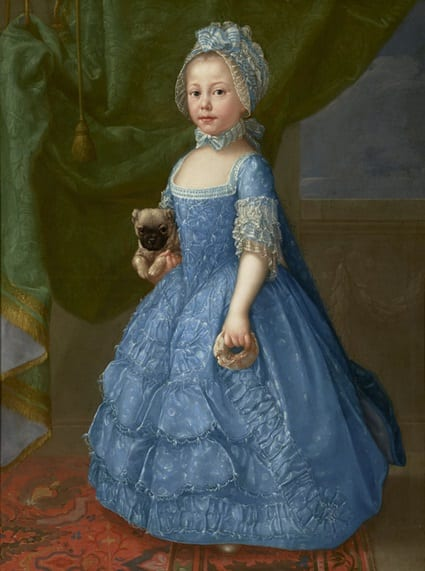'Maria Teresa del Castillo' by Francisco Bayeu