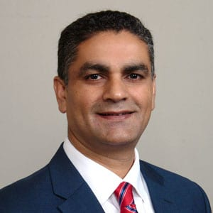 Rakesh Dahiya, SMU Treasurer and Chief Investment Officer