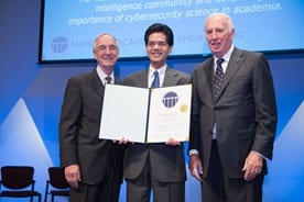 Fred Chang, National Academy of Engineering induction