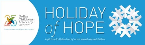 DCAC Holiday of Hope logo