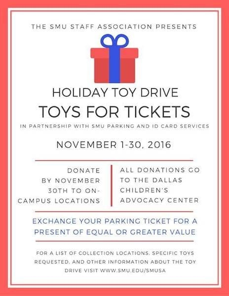 Toys for Tickets 2016