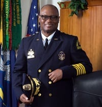 Dallas Police Chief David O. Brown