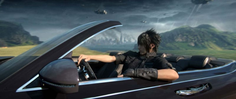 Final Fantasy XV screen cap