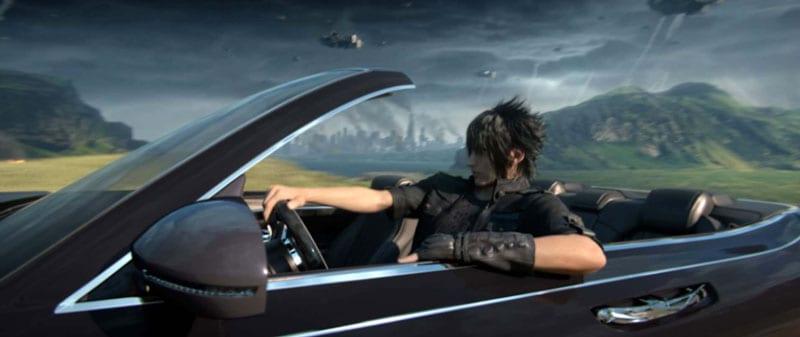 Final Fantasy XV screen cap