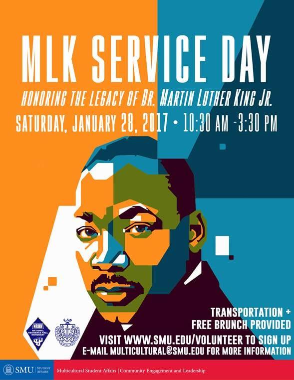 MLK Service Day 2017