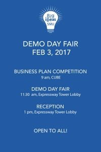 Big iDeas Demo Day 2017