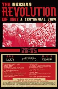 2017 Stanton Sharp Symposium, 'The Russian Revolution of 1917, A Centennial View'