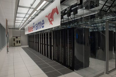 ManeFrame supercomputer at SMU