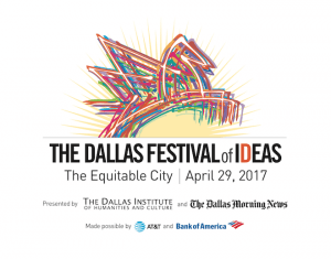Dallas Festival of Ideas 2017