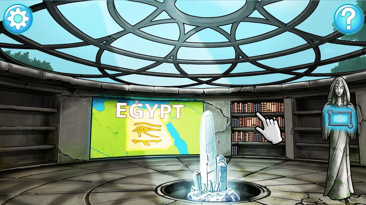 Codex home screen