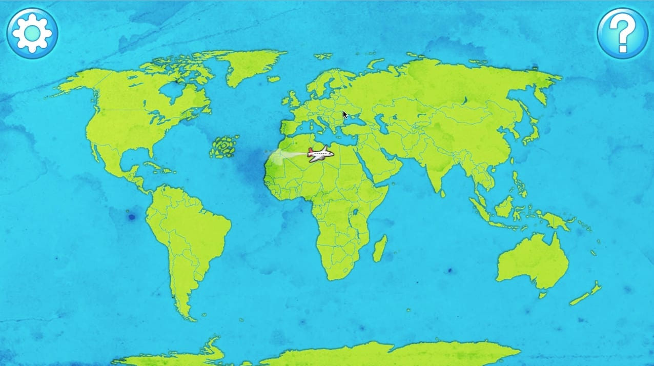 Codex traveling animation
