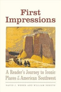 'First Impressions' book cover