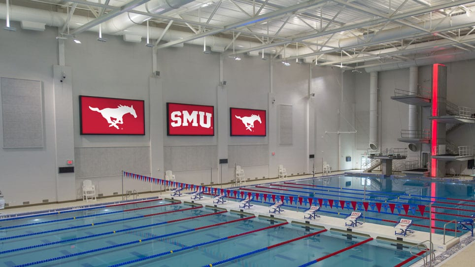 Robson and Lindley Aquatics Center, SMU