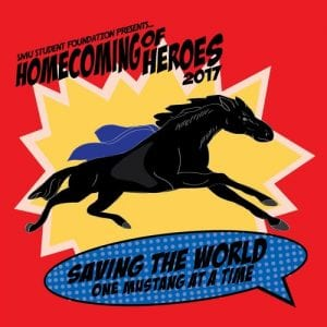 SMU Homecoming of Heroes 2017