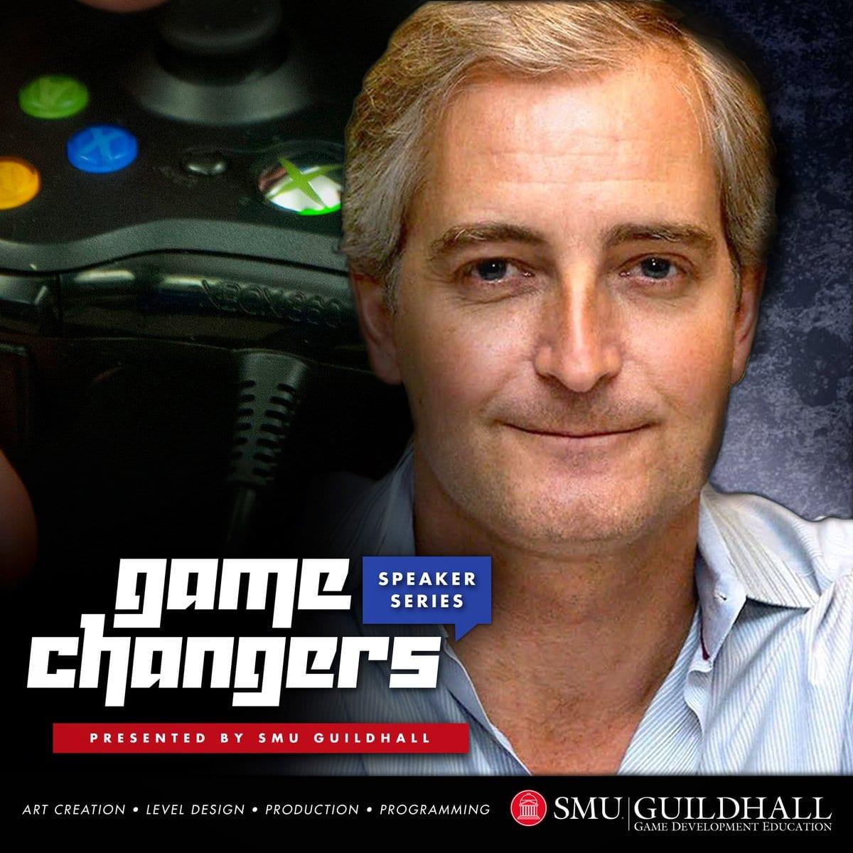 Ed Fries, Game Changers Speaker Series, February 2018