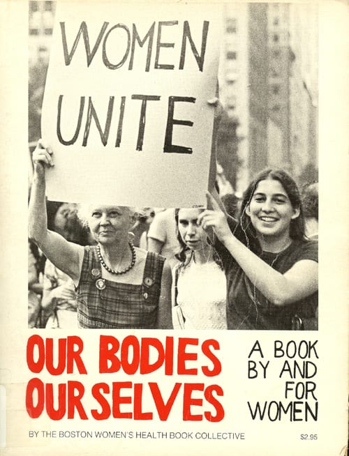1973 cover, 'Our Bodies, Ourselves'
