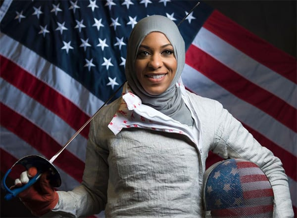 Ibtihaj Muhammad, Stars and Stripes
