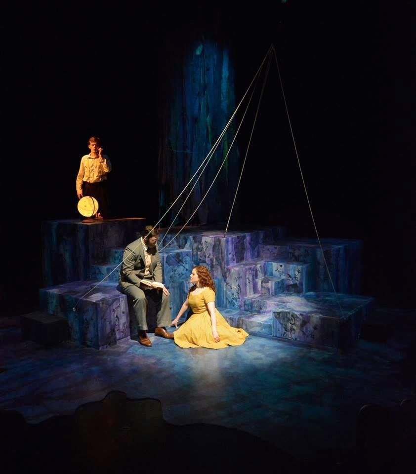 Eurydice - SMU Meadows Theatre The Rep 2018