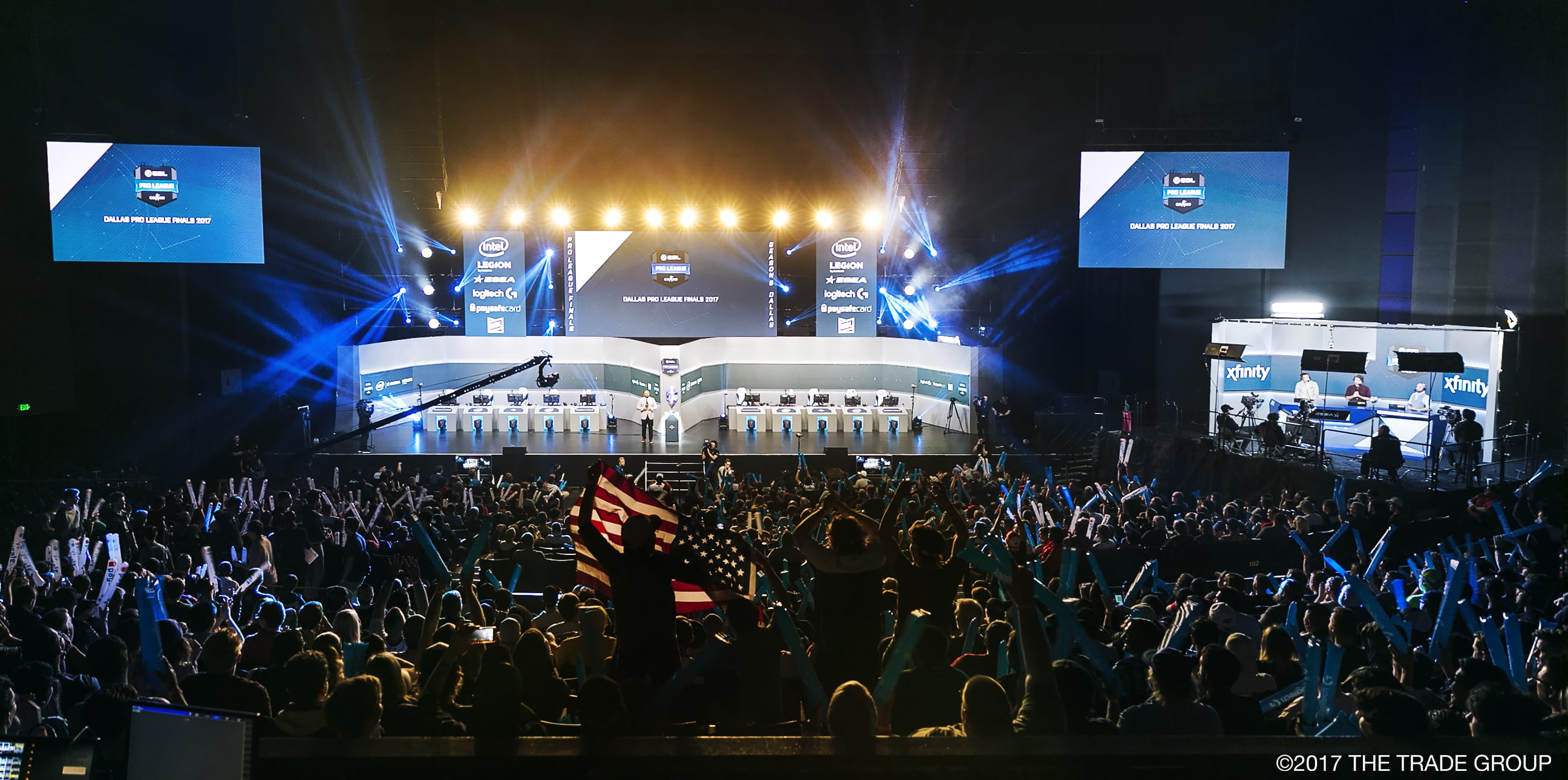 ESL Pro League CSGO tournament