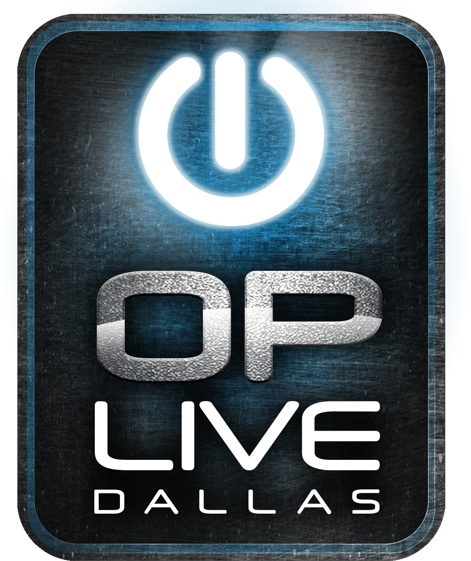 OP Live Dallas logo
