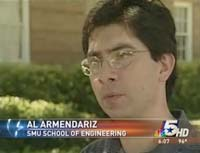 Al Armendariz, SMU School of Engineering