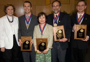 SMU's 2008-10 Altshuler Professors