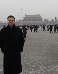 Ben blogs from SMU-in-Beijing
