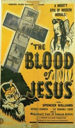 'The Blood of Jesus' theatrical poster