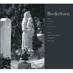 'Bordertown' book cover