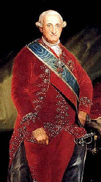 'Charles IV' by Francisco de Goya