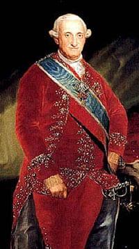 'Charles IV' by Francisco de Goya
