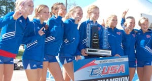 SMU Cross Country, C-USA Champs 2009