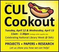 CUL Cookout 2011 logo