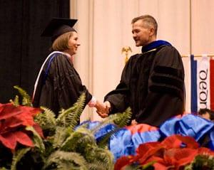 December Graduation image
