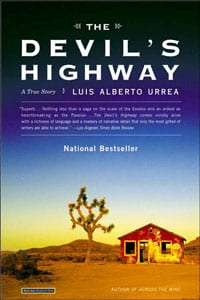 Book cover of 'The Devil's Highway'
