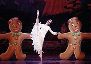 Dallas Metropolitan Ballet Christmas production
