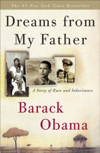 Cover of 'Dreams From My Father' by Barack Obama