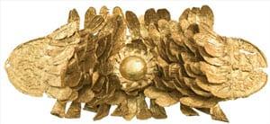 Etruscan gold diadem